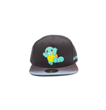 Pokémon - Dip Dye Snapback with Rubber Squirtle Patch
