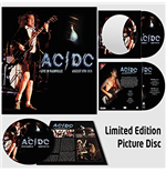 Vynil Ac/Dc - Live In Nashville August 8Th 1978 (Picture Disc)