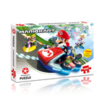 Mario Kart Jigsaw Puzzle Funracer