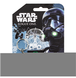 Star Wars Rogue One Light-Up Keychain Death Trooper