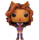Monster High POP! Vinyl Figure Clawdeen Wolf 9 cm