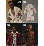 Fight Club Action Figure 2-Pack 1/6 Tyler Durden (Brad Pitt) Special Pack 30 cm