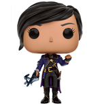 Dishonored 2 POP! Games Vinyl Figure Unmasked Emily 9 cm