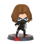 Captain America Civil War Bobble-Head Winter Soldier 13 cm