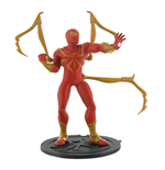 Ultimate Spider-Man Mini Figure Iron Spider-Man 9 cm