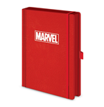 Marvel Comics Premium Notebook A5 Logo