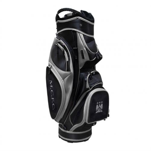 Manchester City F.C. Luxury Golf Cart Bag EC
