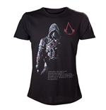Assassin's Creed rogue - Shay Patrick Cormac T-shirt