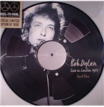 Vynil Bob Dylan - Live In London Part 1 (Picture Disc)