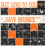 Vynil Dave Brubeck Quartet - Jazz Goes To College