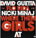 Vynil David Guetta - Where Them Girls At Maxi