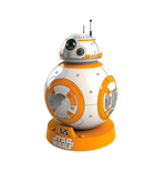 Star Wars Episode VII Projecting Alarm Clock with Sound BB-8