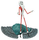 Nightmare before Christmas Select Action Figure Series 2 Santa Jack 18 cm
