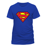 Superman - Logo - Unisex T-shirt Blue