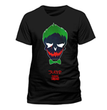 Suicide Squad - Joker Icon - Unisex T-shirt Black
