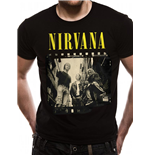 Nirvana - Film Strip - Unisex T-shirt Black