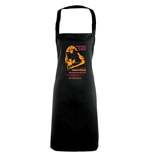 Janis Joplin - Madison Square Garden - Apron Black
