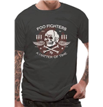 Foo Fighters - Matter Of Time - Unisex T-shirt Grey