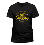 Fall Out Boy - Bomb - Unisex T-shirt Black