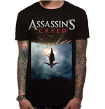 Assassins Creed - Poster - Unisex T-shirt Black