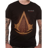 Assassins Creed - Icon Logo - Unisex T-shirt Black