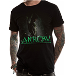 Arrow Tv - Logo - Unisex T-shirt Black