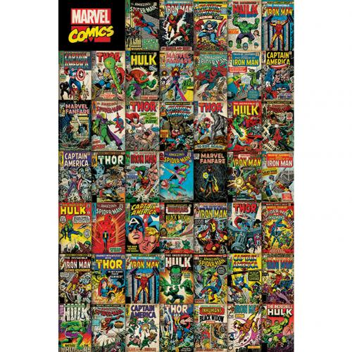 Marvel Comics Poster 283