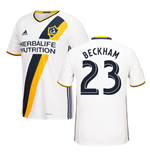 2016-17 LA Galaxy Home Shirt (Beckham 23)