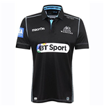2016-2017 Glasgow Warriors Home Pro Rugby Shirt