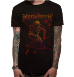 Megadeth - Peace Sells - Unisex T-shirt Black