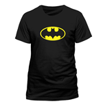 Batman - Logo - Unisex T-shirt Black