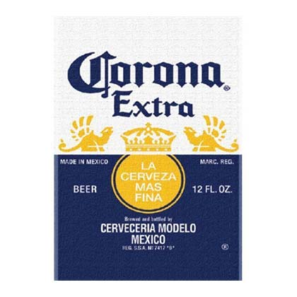 Corona Extra Large Beach Blanket Towel