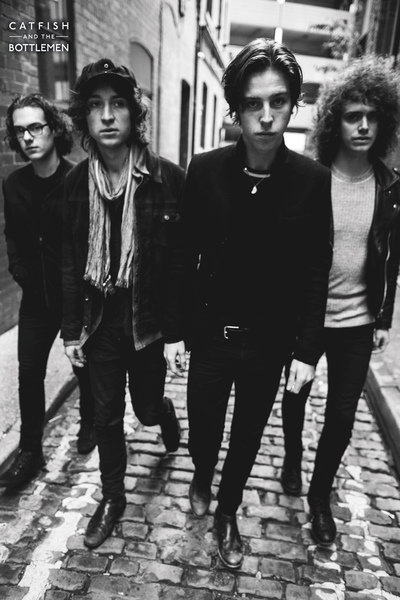 Catfish and the Bottlemen Band (Bravado) Maxi Poster
