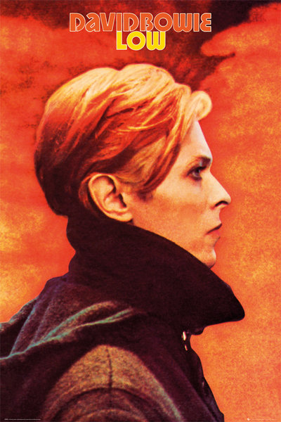 DAVID BOWIE Low Maxi Poster