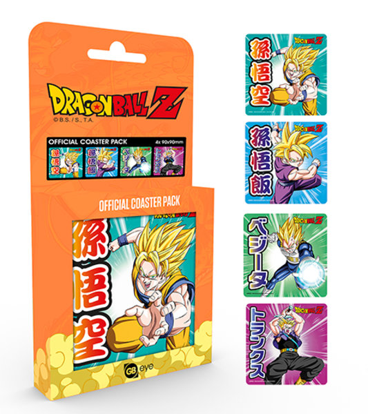 Dragon Ball Z Mix Coaster Box