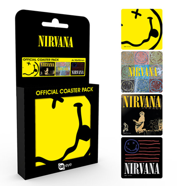 Nirvana Mix Coaster Box