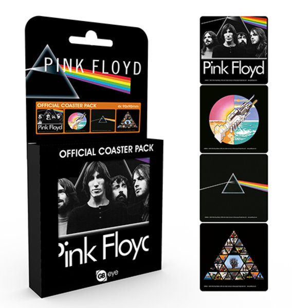 Pink Floyd Mix Coaster Box