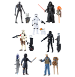 Star Wars Universe Action Figures 10 cm 2017 Wave 1 Assortment (12)