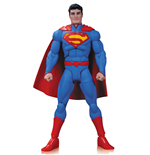 DC Comics Designer Action Figure Superman by Greg Capullo 17 cm