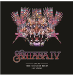 Vynil Santana IV - Live At The House Of Blues, Las Vegas (3 Lp+Dvd)