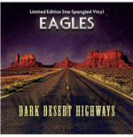Vynil Eagles - Dark Desert Highways Blue Vinyl