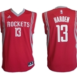 Houston Rockets Red Jersey - Harden