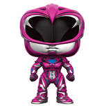 Power Rangers POP! Movies Vinyl Figure Pink Ranger 9 cm