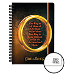 Lord of the Rings Notebook A5 One Ring Case (12)