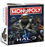 Halo Board Game Monopoly *German Version*