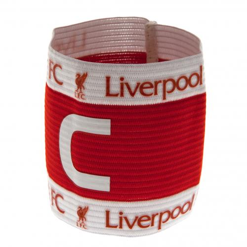 Liverpool F.C. Captains Arm Band
