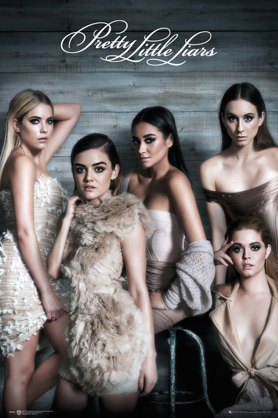 Pretty Little Liars Season 7 Maxi Poster