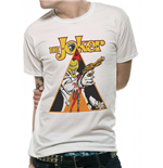 Joker - Clockwork - Unisex T-shirt White