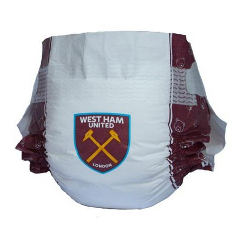 West Ham United F.C. Disposable Nappies