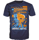 Futurama POP! Tees T-Shirt Adventure Poster